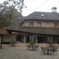 Slamená strecha - Rabársky dvor v Piešťanoch