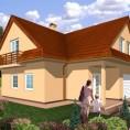 Rodinný dom 1- (Produkcia- Slovenský Dom)